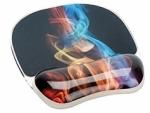 Гелевый коврик для мыши с подушкой для запястья PhotoGel