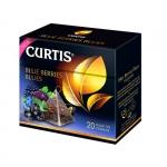 "Чай ""Curtis"" Blue Berries Blues в пирамидках"