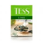 """Чай зеленый листовой """"Tess"""" Лайм"""