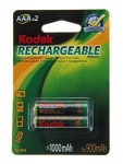 Батарея аккумуляторная Kodak Ni-Mh 1,25V (AAA)