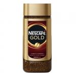 Кофе NESCAFE Gold натуральный  растворимый сублимированный