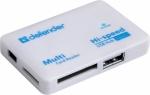 Картридер + HUB USB 2.0 COMBO TINY