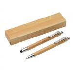 """Набор ручка шариковая автоматическая+карандаш механический """"Double Bamboo"""""""