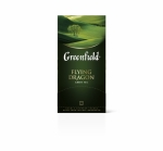 "Чай ""Greenfield"" Jasmine Dream зеленый пакетированный"