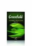 """Чай """"Greenfield""""  Флаинг Драгон  китайский зеленый байховый"""