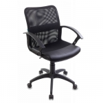"Кресло для персонала ""Бюрократ CH-590/BLACK"""