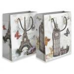 Пакет подарочный «Города»