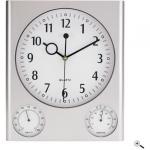 """Часы настенные с термометром """"Saturn"""""""