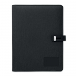 """Папка """"Smartnote"""" с зарядным устройством и USB-кабелем"""