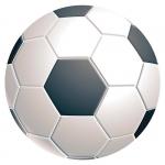 Коврик для мыши «Футбол»