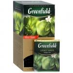 "Чай ""Greenfield Spirit Mate"" травяной с ароматом лайма и грейпфрута"