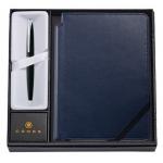 """Набор подарочный: книга записная """"Medium Classic Journal"""" и ручка шариковая """"ATX Basalt Black"""""""