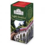 """Чай чёрный пакетированный """"Ahmad Tea"""" English Tea No.1"""