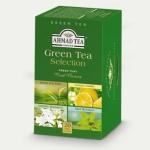 """Чай """"Ahmad Tea"""" пакетированный ассорти Green Tea Selection"""