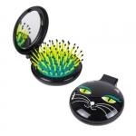 Щетка для волос-зеркало