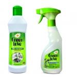 """Средство чистящее для сантехники """"Green Love"""" экологичное + Средство чистящее универсальное """"Green Love"""" экологичное"""
