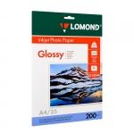Фотобумага Lomond глянцевая для струйной фотопечати