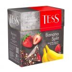 """Чай черный пакетированный """"Tess"""" Banana Split"""