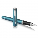 "Ручка перьевая ""Urban Vibrant Blue CT"", F, (1931594)"