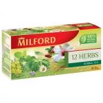 "Чай ""Milford"" 12 трав"