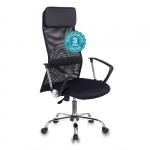 """Кресло для руководителя Бюрократ """"KB-6N/SL/B"""""""