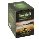 "Чай ""Greenfield Milky Oolong"""