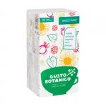 "Чай травяной ""Gusto Botanico"" Breezy Mint"