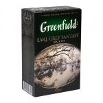 """Чай """"Гринфилд"""" Earl Grey Fantasy черный листовой"""