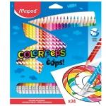 "Цветные карандаши ""Color' Peps Oops"""