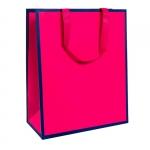 Пакет бумажный подарочный Цветная классика