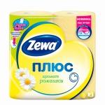"""Бумага туалетная """"Zewa Plus"""""""