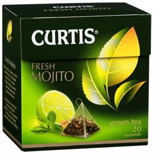"Чай ""Curtis"" Fresh Mojito в пирамидках"