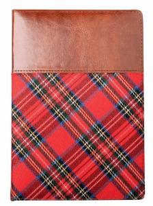 """Ежедневник недатированный А5 """"Scotland"""""""
