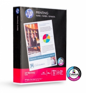 Бумага HP Printing Colorlok