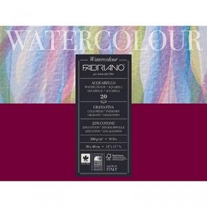 """Блок-склейка бумаги для акварели """"Watercolour"""" холодное прессование 200г/кв.м"""