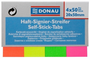 Закладки бумажные Donau
