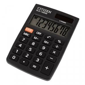 Калькулятор карманный 8р. SLD-100 NR Citizen